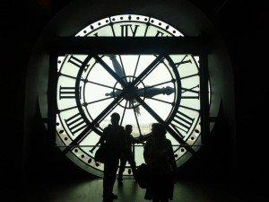 Sous l'emprise du temps / Against the clock face musee-dorsay-300x225