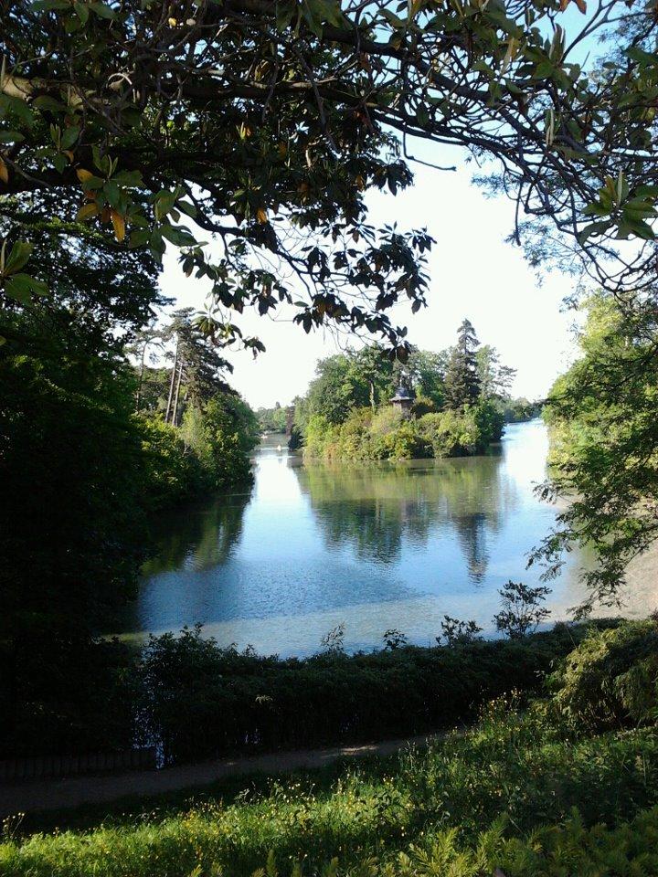 Après-midi de printemps : le lac du Bois de Boulogne lac-du-Bois-de-Boulogne2